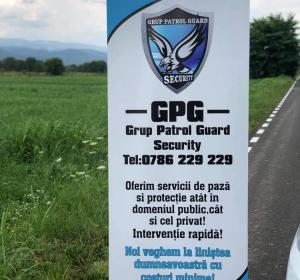 Grup Patrol Guard - Caras Severin
